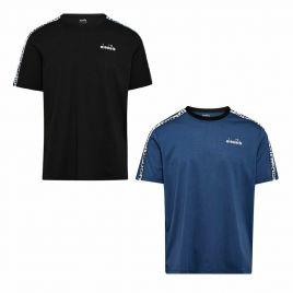 DIADORA SS T-SHIRT PLUS BE ONE Herren Lauf Fitness Trainings Shirt 102.175671