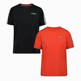 DIADORA L. SS T-SHIRT PLUS BE ONE Damen Lauf Fitness Trainings Shirt 102175665