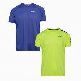 DIADORA SUPER LIGHT SS T-SHIRT Herren Lauf Fitness Trainings Shirt 102175690