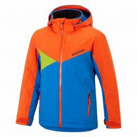 ZIENER TOJA LADY Damen Skijacke Snowboardjacke TEAMWEAR 20k DERMIZAX 184921-798955 persian blue orange pop