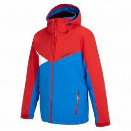 ZIENER TOJA JUNIOR Kinder Skijacke Snowboardjacke TEAMWEAR 20k DERMIZAX 184922-798888 persian blue red