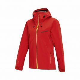 ZIENER TOJA JUNIOR Kinder Skijacke Snowboardjacke TEAMWEAR 20k DERMIZAX 184922-888993 red orange shade