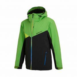 ZIENER TOJA JUNIOR Kinder Skijacke Snowboardjacke TEAMWEAR 20k DERMIZAX 184922-12992 black blue shade