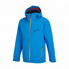 ZIENER TOJA JUNIOR Kinder Skijacke Snowboardjacke TEAMWEAR 20k DERMIZAX  184922-798993 persian blue orange shade