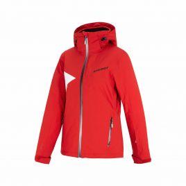 ZIENER TOJA JUNIOR Kinder Skijacke Snowboardjacke TEAMWEAR 20k DERMIZAX 184922-888 red