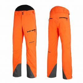 ZIENER TILAS VENT-ZIP MAN Herren Skihose TEAMWEAR 20K 184937-95512 orange pop black