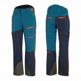 ZIENER TELLUS VENT-ZIP MAN Herren Skihose Snowboardhose TEAMWEAR 20K 184943-953993 blue sea orange shade