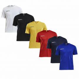 CRAFT SQUAD SOLID JERSEY Herren Lauf Shirt Funktions Shirt Team Trikot 1905560