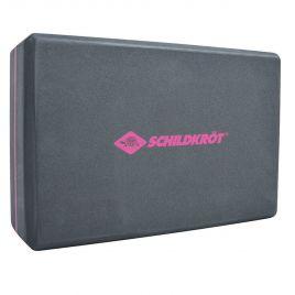 Schildkroet Yoga Block grey-pink 228x150x73mm grey-pink 960136/000
