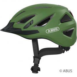 Abus Urban-I 3.0 jade green City Fahrradhelm mit Rücklicht 86891-86892-86893