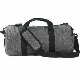 FORVERT BANK DUFFLE BAG 30L Reisetasche Sport Tasche Fitness Bag Gym Bag 880231 flannel grey