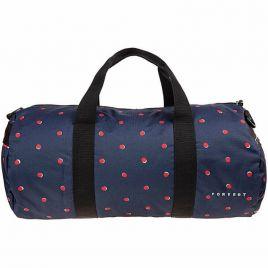 FORVERT BANK DUFFLE BAG 30L Reisetasche Sport Tasche Fitness Bag Gym Bag 880231 navy double dots