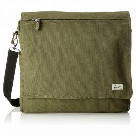 FORVERT CLAP MESSENGER BAG 13L Umhängetasche Kuriertasche Laptop Tasche 891370