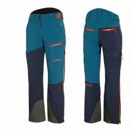 ZIENER TILAS VENT-ZIP LADY Damen Skihose Snowboardhose TEAMWEAR 20K 184938-953993 blue sea orange shade