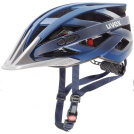 Uvex Fahrradhelm I-VO cc 410423 darkblue metallic