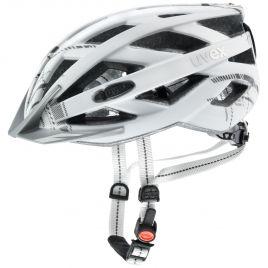 Uvex Fahrradhelm City i-VO 4104190 white mat