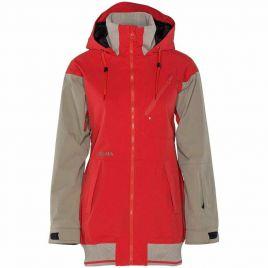 ARMADA GYPSUM JACKET Damen Skijacke Snowboardjacke Funktionsjacke 10k 1030011-red