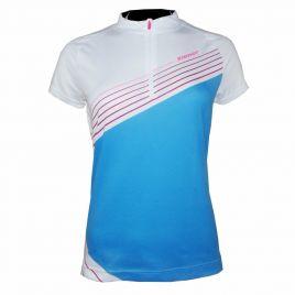 ZIENER CENIA LADY Damen Fahrradtrikot Radtrikot Bike Shirt mit RV M149121-319734