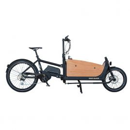 BBF Lasten Transport E Bike Miami 26 Zoll Bafang 8 Gang 26 / 20 Zoll RH 48cm 966955