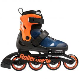 ROLLERBLADE Microblade US verstellbare Kinder Inline Skates 07062100174