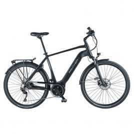 PANTHER E-Bike RIVOLI BOSCH Active Line Plus Herren 10-Gang Shimano 58cm black matt 1008968