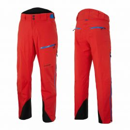 ZIENER TILAS VENT-ZIP LADY Damen Skihose Snowboardhose TEAMWEAR 20K 184938-888798 red persian blue