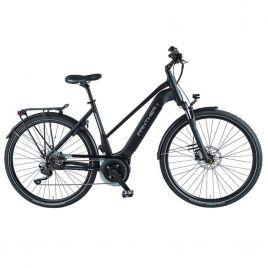 PANTHER E-Bike RIVOLI BOSCH Active Line Plus Damen 10-Gang Shimano 53cm black matt 1008944