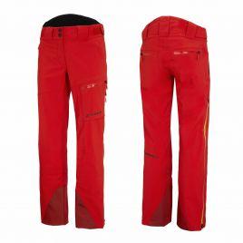 ZIENER TILAS VENT-ZIP LADY Damen Skihose Snowboardhose TEAMWEAR 20K 184938-888993 red orange shade