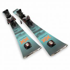 VÖLKL DEACON 74 + MARKER RMOTION2 12 GW Bindung Pisten / Allmountain Skiset 120171
