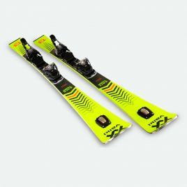 VÖLKL RACETIGER SL PRO + XComp 16 GW Bindung Slalom Race Carver Skiset 120021