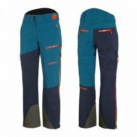 ZIENER TELLUS VENT-ZIP LADY Damen Skihose Snowboardhose TEAMWEAR 20K 184944-953993 blue sea orange shade