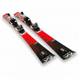 VÖLKL RACETIGER RC + VMOTION3 12 GW Bindung Riesenslalom Race Carver Skiset 119041
