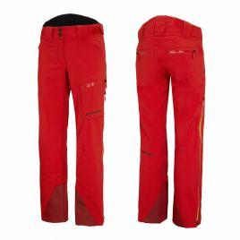 ZIENER TELLUS VENT-ZIP LADY Damen Skihose Snowboardhose TEAMWEAR 20K 184944-888993 red orange shade
