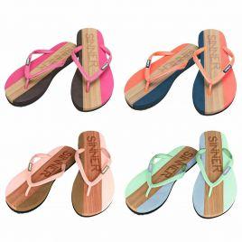 SINNER CAPITOLA 2019 Damen Zehentreter Beach Shoes Sandale Badeschlappe SIAC-599