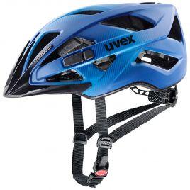 uvex Fahrradhelm touring cc blue mat S4109810